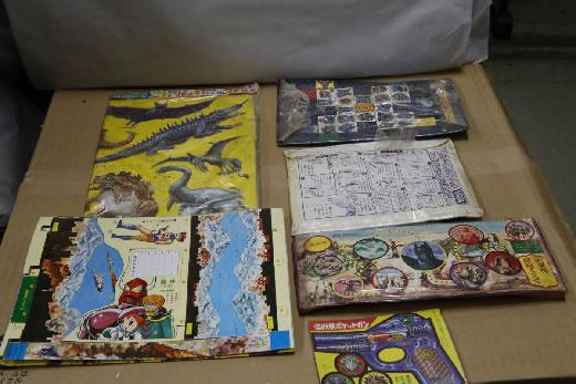 冒険王 付録  昭和42 1967 少年 付録 少年画報 ふろく ガメラ 大魔神 バットマン 007