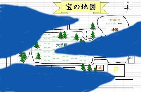 勇者求ム。宝の地図!(横浜)☆ポケモン・モンコレ☆