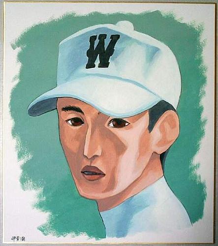 斎藤佑樹投手