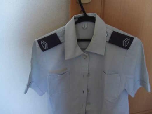 激レア! 航空自衛隊女性自衛官用制服 フルセット