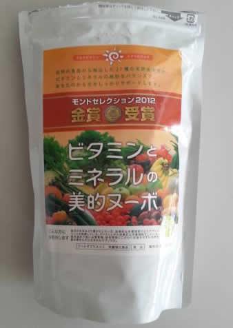 【開封済】ビタミンとミネラルの美的ヌーボ 24パック×1袋