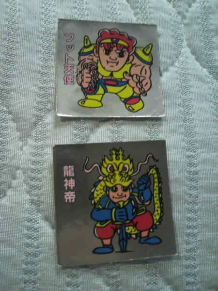 ビックリシール☆超マイナー☆パチモノ