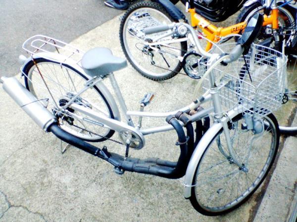 世界に一台の自転車