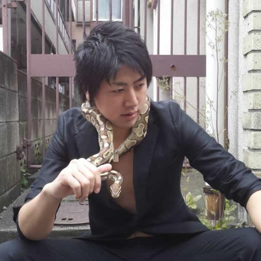 【ラスト限定一回限り!】ナス山田を一日貸し切る券【26歳♂】
