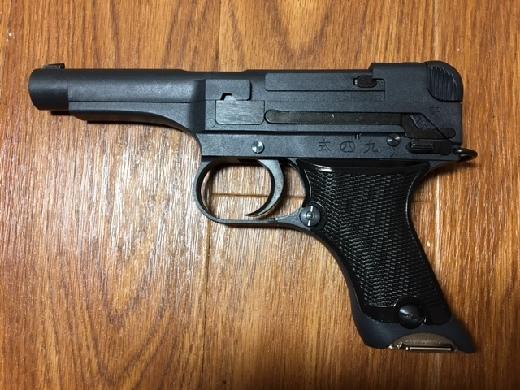 HWS ハートフォード 94式 九四式自動拳銃 ダミーカート 美品