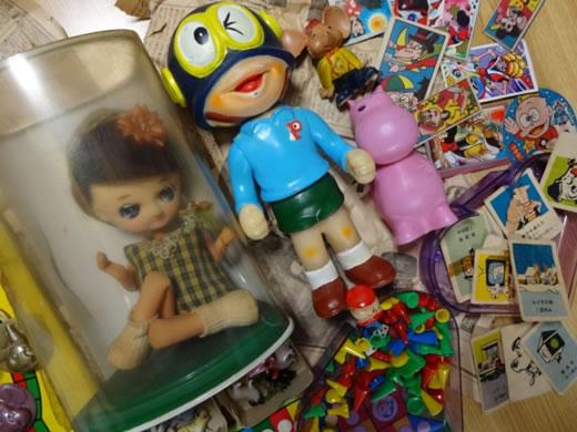 ミッキーマウス ムーミン パーマン 布 ビニール製 人形 いろいろ