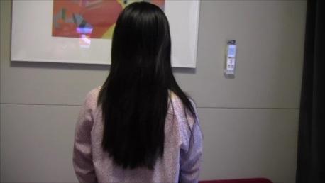 髪束 30cm (19歳・女子大学生・日本人)