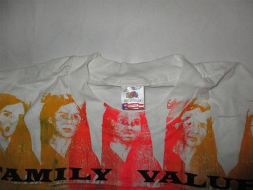 ロック・Tシャツ T-shirt チャールズ・マンソン・ファミリー Charles Manson