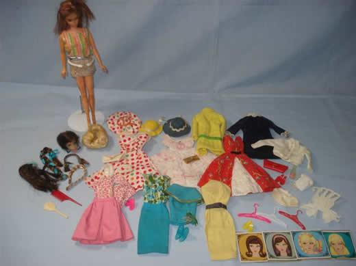 古い バービー/人形・洋服・小物まとめて/マテル