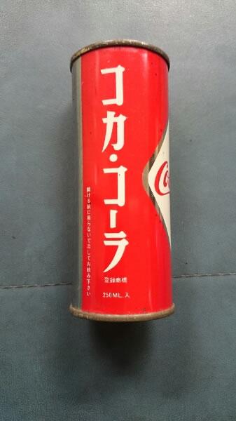 レトロ空き缶