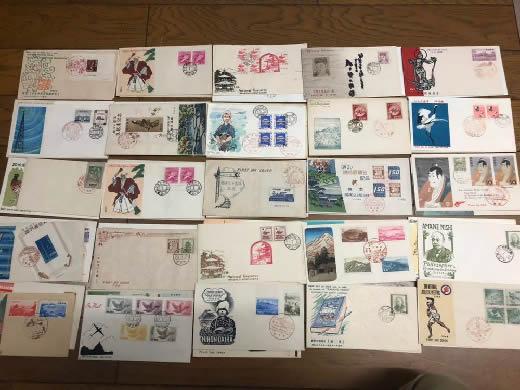 おまとめ183枚セット 日本郵便 初日カバー 記念切手 印有 レア 希少