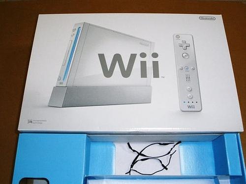 ヤフオク 任天堂 Wii ウィー 空箱 空箱のみ