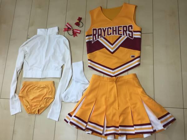 【RAYCHERS】高校チアユニフォームセット【フルセット】