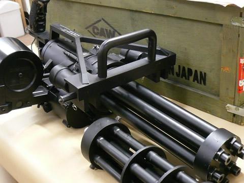 CAW M134 ミニガン フルセット オプション付き