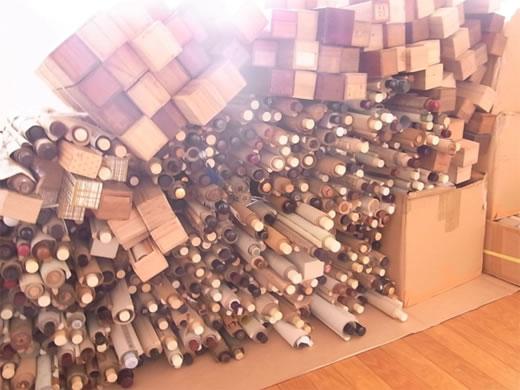 掛け軸 大量 1600本●中国/日本画 山水 花鳥 猛虎 仏画書 肉筆
