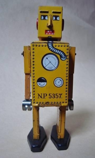 世界初のブリキロボット 本物 リリパット KT製 1935年
