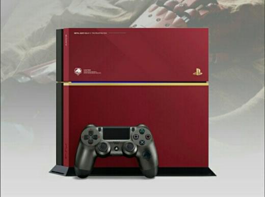 メタルギアソリッド5 LIMITED PACK PS4 購入権利