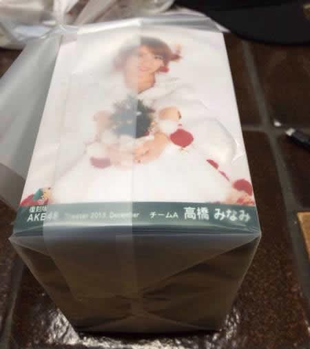 AKB48 復刻版月別生写真 2013年12月 フルコンプ 福袋 共通