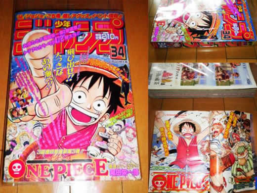 ONEPIECE ワンピース0巻〜80巻 全巻初版帯/全未研磨/新連載号