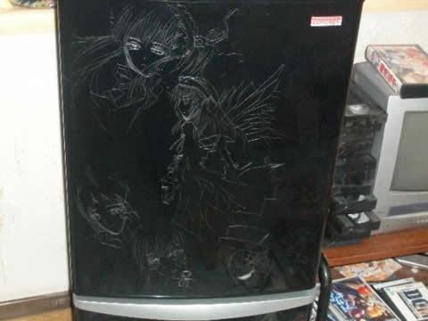 ローゼンメイデン 冷蔵庫 彫る 新ジャンル ヤフオク