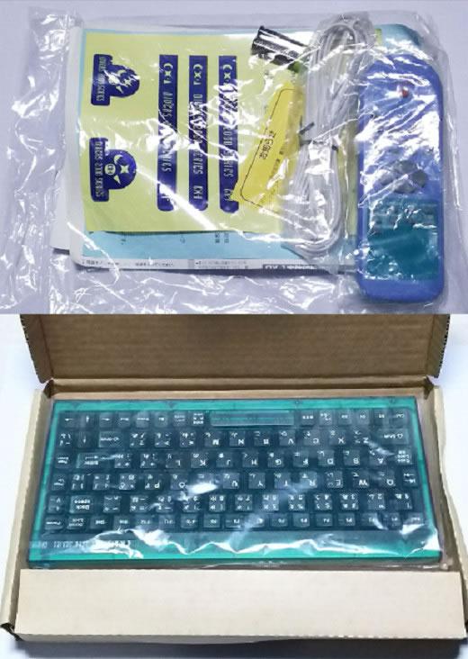 ドリームキャスト内臓テレビ DIVERS 2000 SERIES CX-1 フジテレビジョン 当時物 限定 未使用