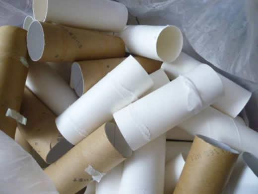 夏休み工作用トイレットペーパー芯☆段ボール1箱約100本程度