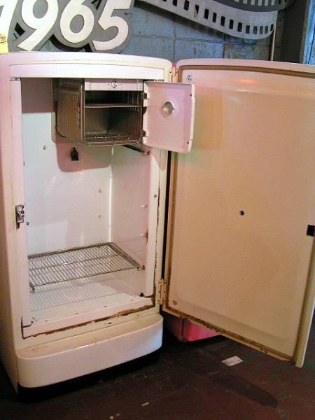 50年代 冷蔵庫 アメリカンレトロ US