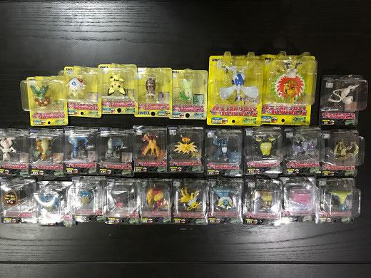 ポケモン モンスターコレクション フィギュア