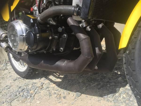 RZ250R 4気筒 500cc