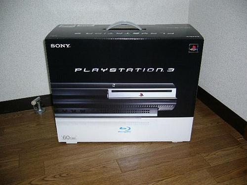 PS3(プレステ3)かヤフオクで高額取引