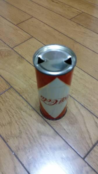 レトロ マニア 昭和40年代 コカコーラ 缶 美品