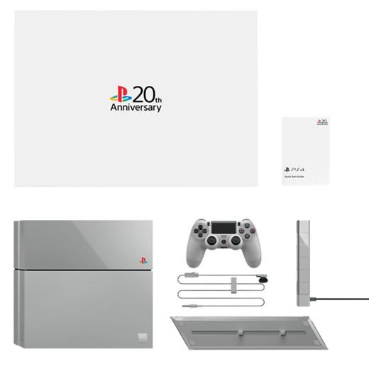 【公式】PlayStation4 20周年アニバーサリー エディション 00001