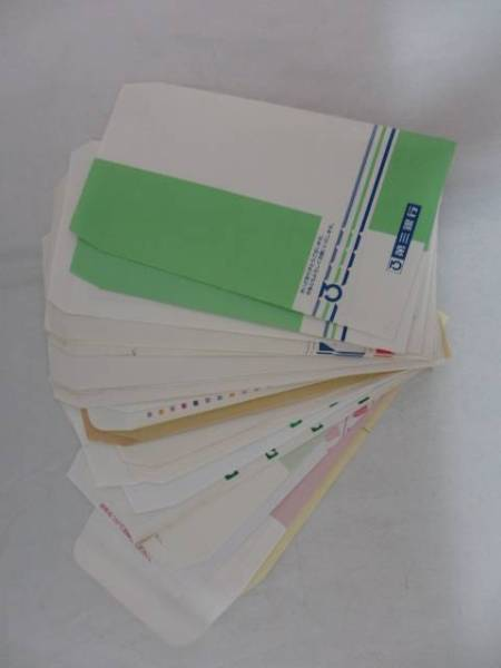銀行封筒�