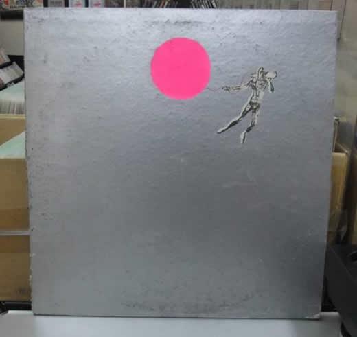 パンク・ニューウェイブ希少LP 3/3(3ぶんの3) フリクション前身