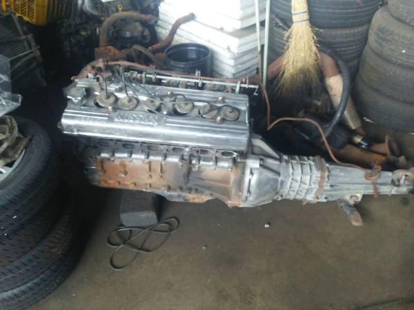 GT-Rハコスカ ケンメリ 432 S20エンジン本体ジャンク品