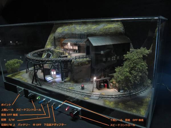 R 工房 HOナロー レイアウト ジオラマ パワーユニット 112