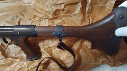 ジブリ製作「風の谷のナウシカ」長銃