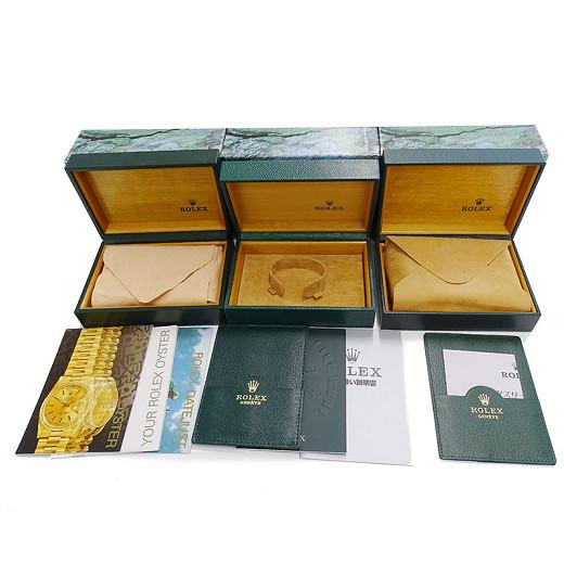 1円〜 ロレックス ROLEX 時計 空箱 純正BOX ケース おまとめ10点 (v0000011115)
