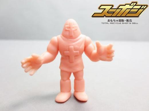 L141 幻のキン消し キン肉マン消しゴム 募集超人 グレダー 肌色