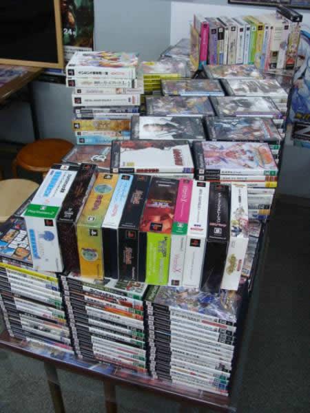 プレステ2ソフト/PS2ソフト/大量800本セット