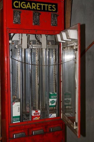 タバコ自販機 英国製 ビンテージ