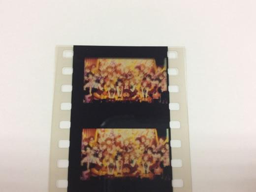 超レア! ラブライブ フィルム 全員集合写真 「ラブライブ!」