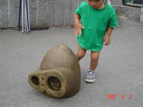 ●天空の城ラピュタロボット兵原寸大●ジブリ巨神兵ナウシカ王蟲