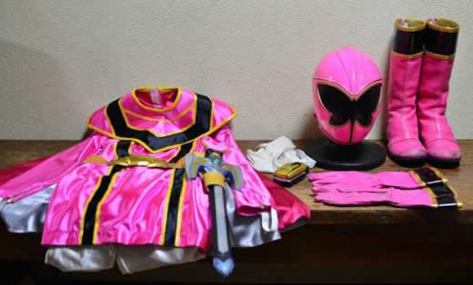 ☆マジピンク/アトラク衣装一式☆