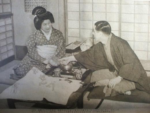 歌舞伎ブロマイド/九代目市川海老蔵等他/4冊大量/昭和古写真貴重