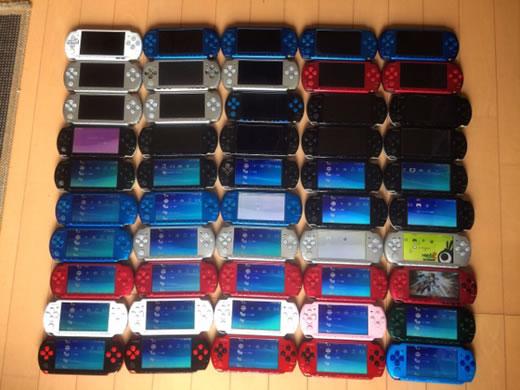 【ジャンク】SONY・PSP3000×50