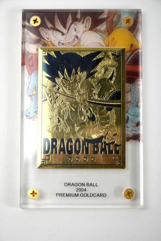 ドラゴンボール 2004 プレミアムゴールドカード 孫悟空 027/100 [DRAGON BALL PREMIUM GOLDCARD]