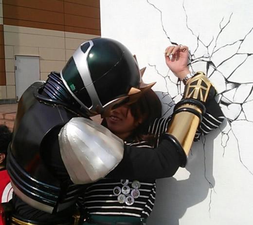 【茶神888】専用壁ドン壁・使用済み【壁ドン】