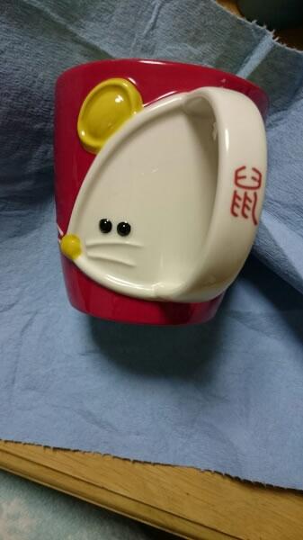 スターバックス 干支マグカップ(鼠)