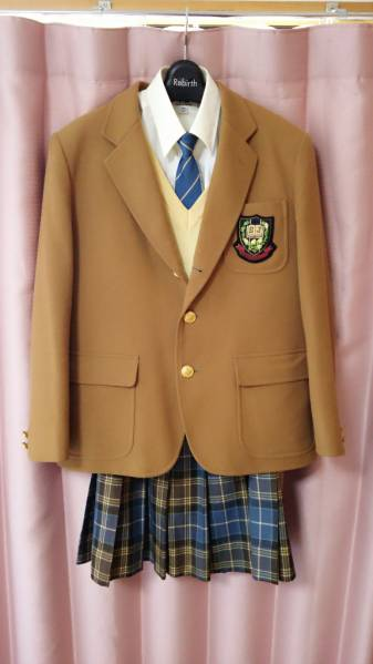 コスプレ衣装に☆ブレーザー制服セット